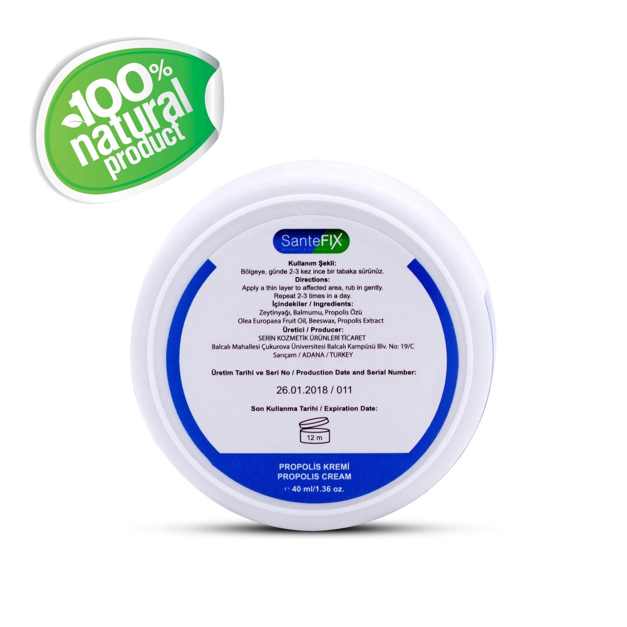 SanteFIX Propolis Cream