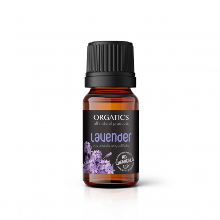 ORGATICS Lavender Oil Bottle
