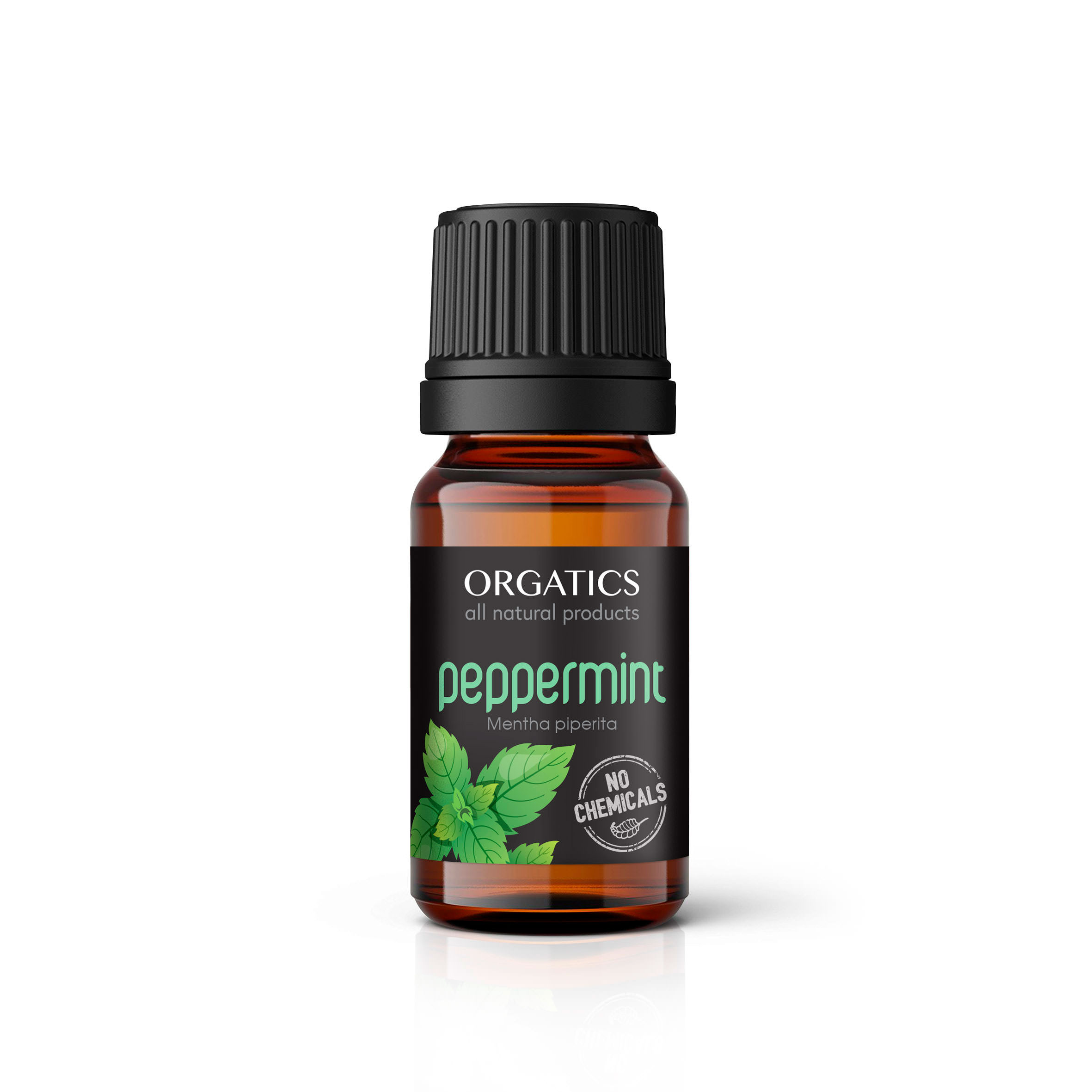 ORGATICS Peppermint Oil Bottle