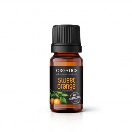 ORGATICS Sweet Orange Oil Bottle