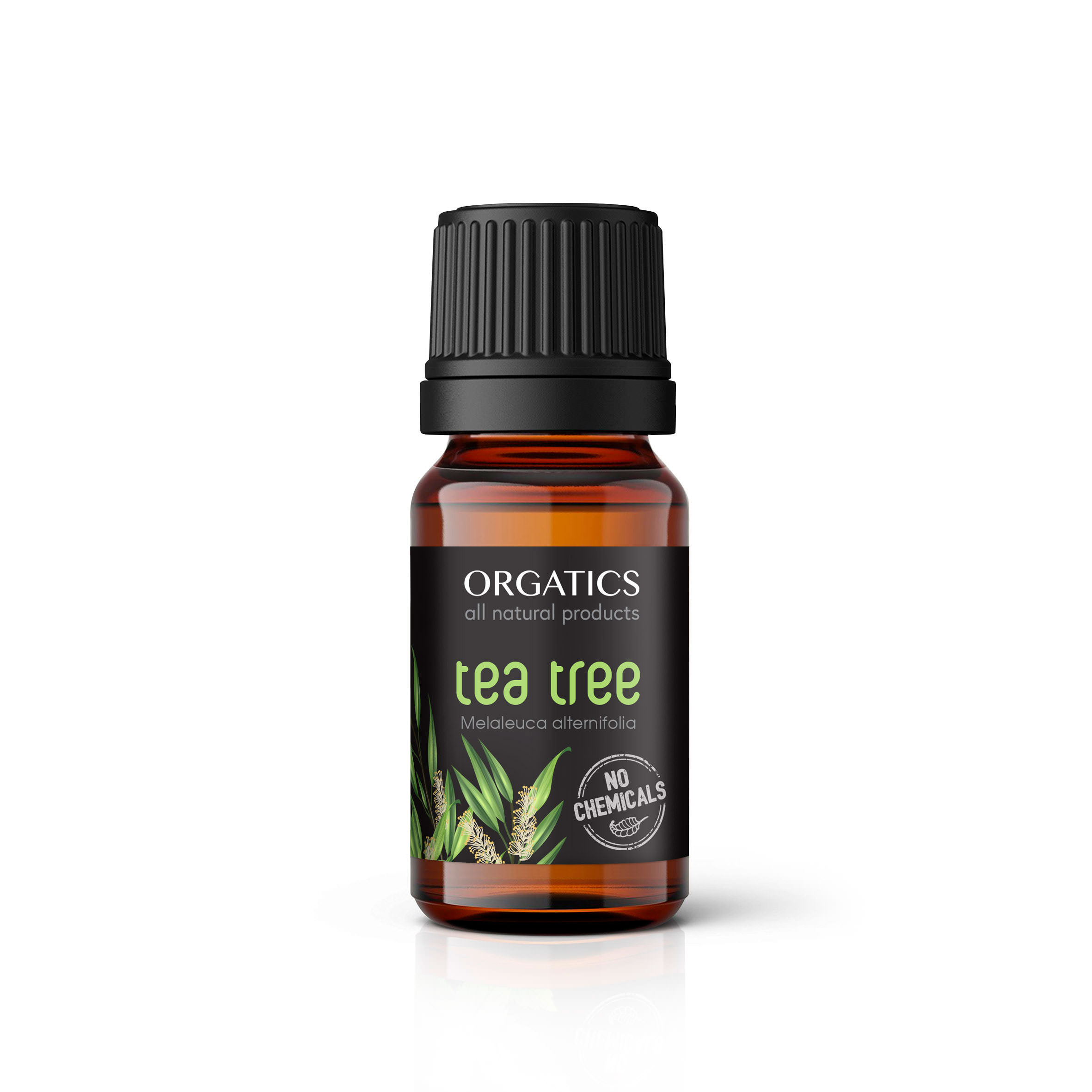ORGATICS Tea Tree Orange Oil